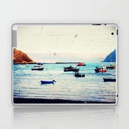 Float On - Original Photographic Work Laptop & iPad Skin