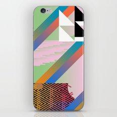 Clrfl Spill iPhone & iPod Skin
