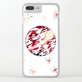 STARS ALIGN Clear iPhone Case