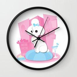 Poopsie Wall Clock