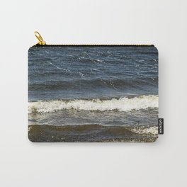 Lake Water Waves 1 Carry-All Pouch