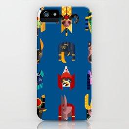 Egyptian Gods! iPhone Case