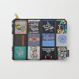 tshirts from Spain Carry-All Pouch