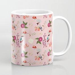 Eastern delight Japanese garden, pink. Coffee Mug