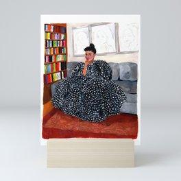 She Slays Mini Art Print