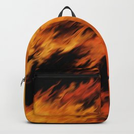 Infernal Agni #fire #burn Backpack
