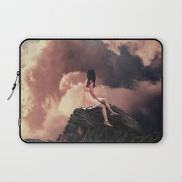 You came from the Clouds Laptop Sleeve