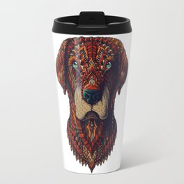 Labrador (Color Version) Travel Mug