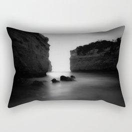 Bright Beach - Loch Ard Gorge Rectangular Pillow