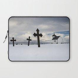 Varhaug little graveyard Laptop Sleeve