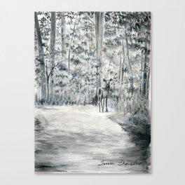Follow Me by Teresa Thompson Canvas Print