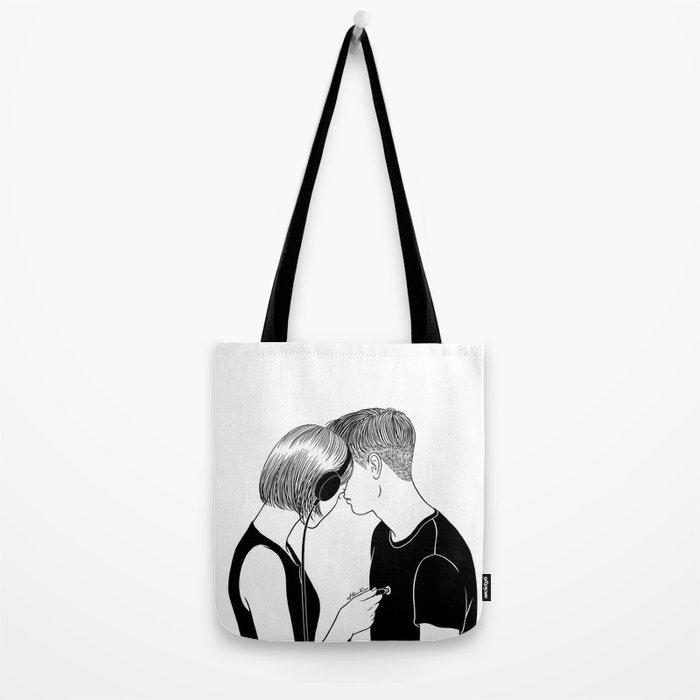 Love Song Tote Bag
