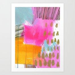 haptic Art Print