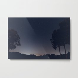 Early Hours Metal Print