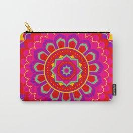 Masala Mandala Carry-All Pouch