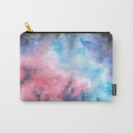 Watercolor Nebula II Carry-All Pouch