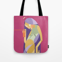 Duster Highness Tote Bag