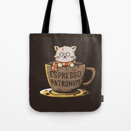 Espresso Patronum Tote Bag