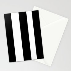 thick stripes Stationery Cards
