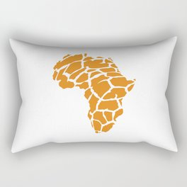 GiraffAfrica Rectangular Pillow