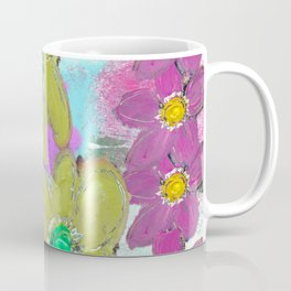 FLORAL MASHUP Coffee Mug