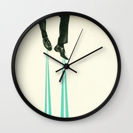 I am the Inventor Wall Clock