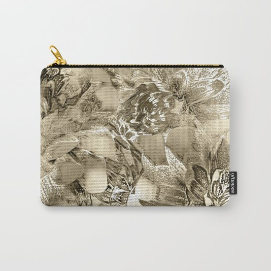 Proud Dahlias 3 Carry-All Pouch
