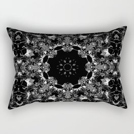 Full Of Emptiness Rectangular Pillow