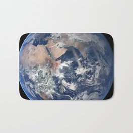 2014 NASA Blue Marble Bath Mat