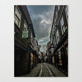 Shambles Canvas Print