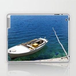 Croatian Rowboat Laptop & iPad Skin