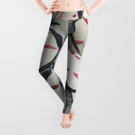 Baseball Season - Body Paint Leggings