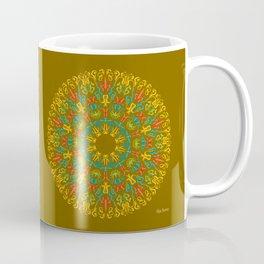 Bienvenida a Marte (Ocre) Coffee Mug