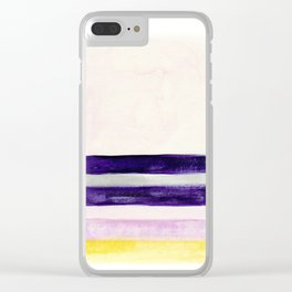 Abstract Print ,Abstract Watercolour ,Minimalist Art ,Modern art ,Fashion Wall Art ,Fashion Print ,D Clear iPhone Case