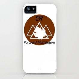 Miles Vorkosigan - Dendarii Mercenary iPhone Case