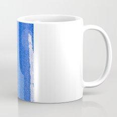 Night of Blue over Milan Mug
