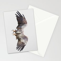 Arctic Eagle Stationery Cards