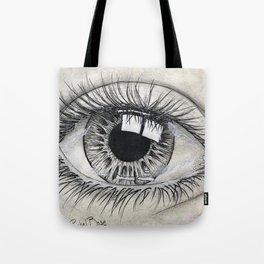 Glossy Sight Tote Bag