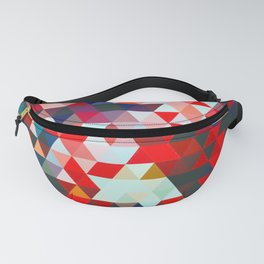 Geometrico #geometrical #abstract Fanny Pack