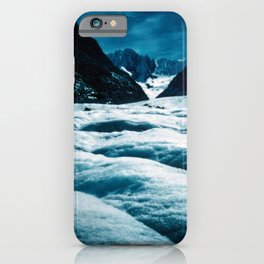 ENDLESS ICE #1 - Alps iPhone Case