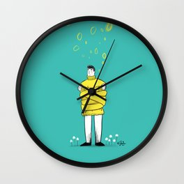 Don't do anything Wall Clock