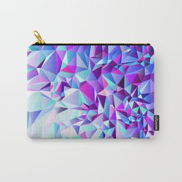 PURPLE+TEAL Carry-All Pouch