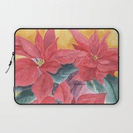 Poinsettia 2 Laptop Sleeve