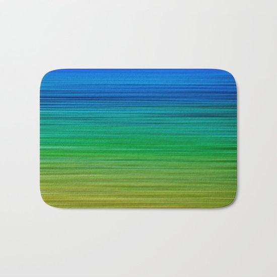 SEA BLUES Bath Mat