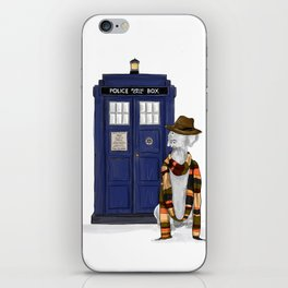 DOCTOR WEIM? iPhone Skin