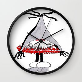 MR.RED Wall Clock