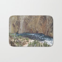 Yellowstone River Bath Mat