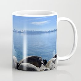 Sand Harbor, Lake Tahoe Coffee Mug