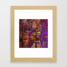 'Ello Kiddies Framed Art Print