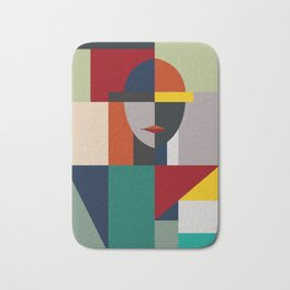 NAMELESS WOMAN Bath Mat